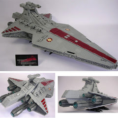 Star Destroyer Cruiser ST04 Set Building Bricks Toys