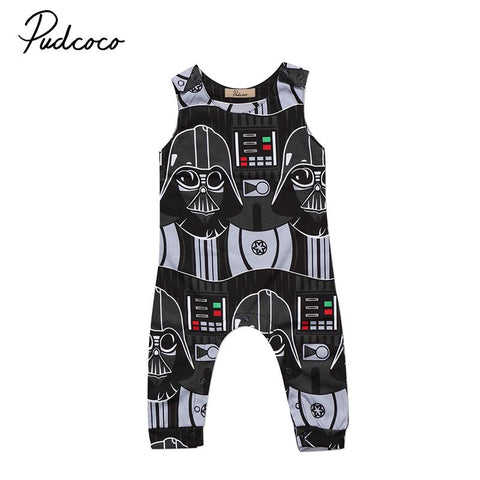 Fashion Newborn Toddler Jumpsuit  Clothes 0-3Y
