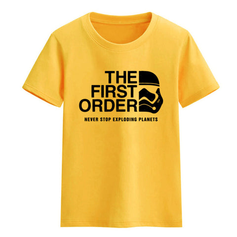 The First Order - Child T-shirts