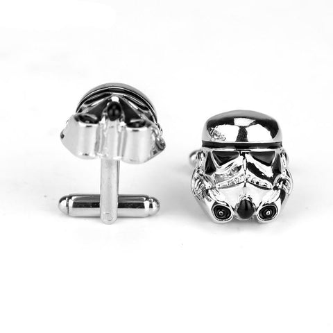 High Quality Cufflink Imperial StormTrooper