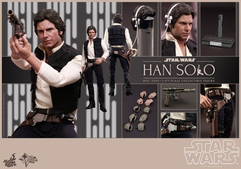Han Solo - A New Hope - Amazing Detail
