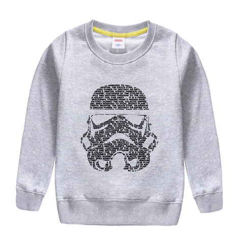 Storm trooper Sweatshirt children hoodie