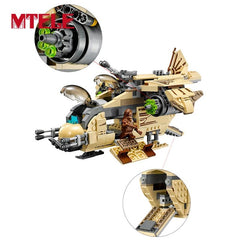 Auzituck anti-slaver gunship 569 Pcs
