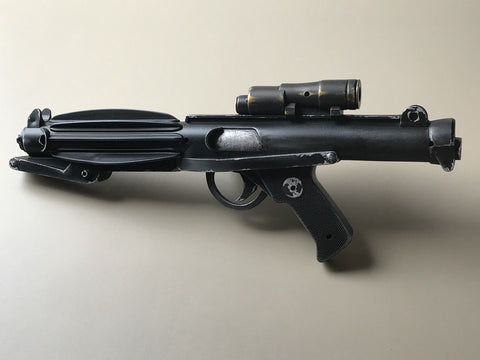 Imperial Stormtrooper E-11 Blaster Prop (Hand Crafted)