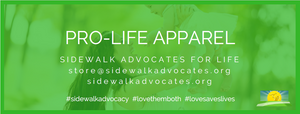 Sidewalk Advocates for Life Store