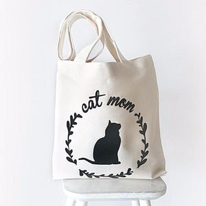 Tote Bag / Cat Mom