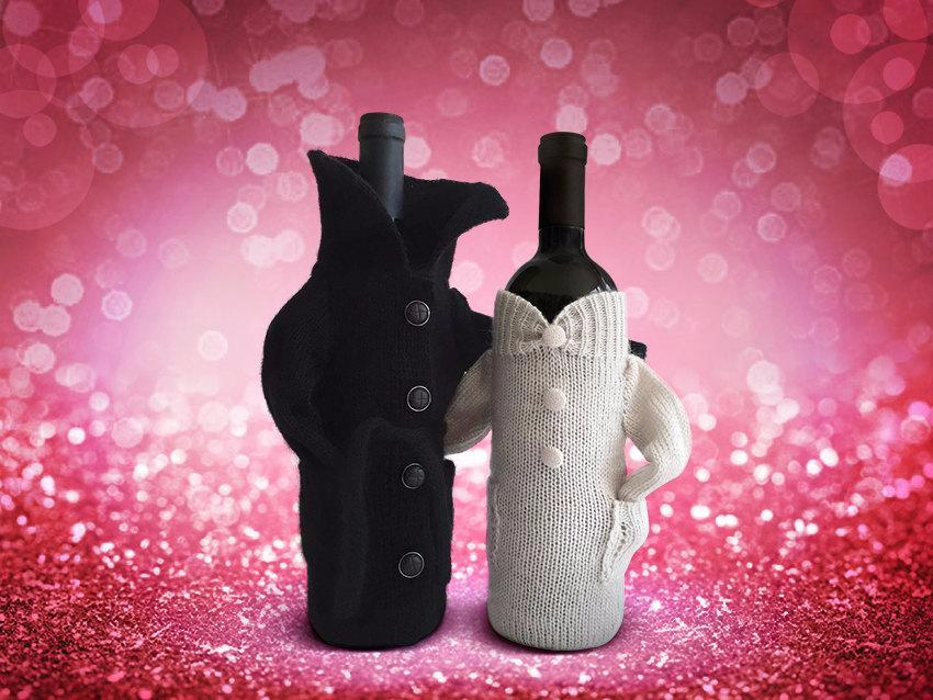 Bottle Cover / Couple