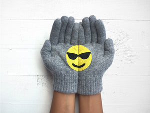 Emoji Gloves / Sunglasses