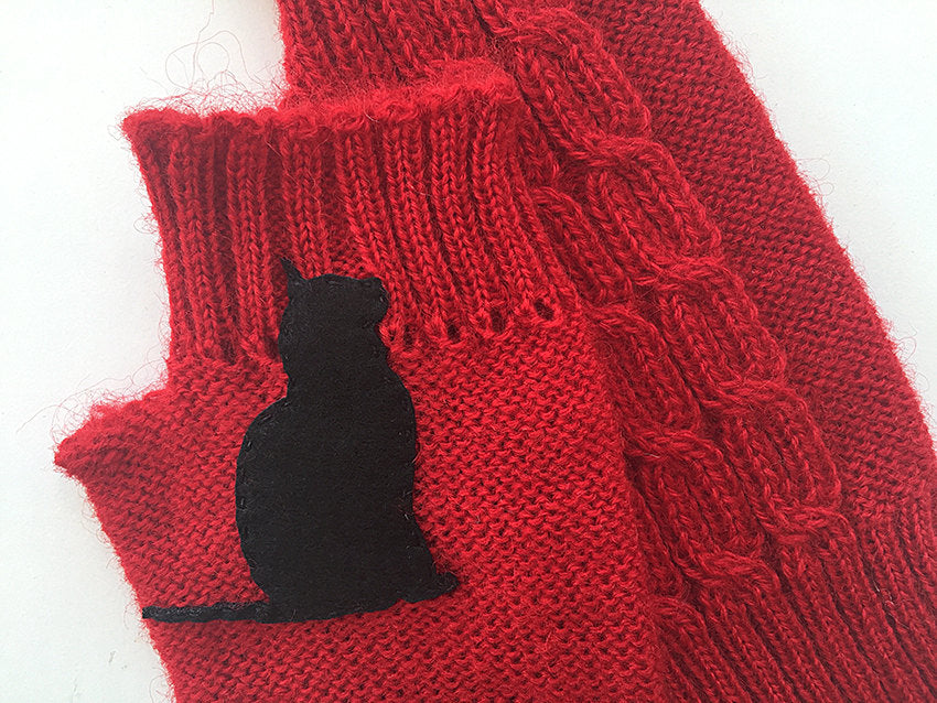Cat & Bird Hand Warmers