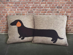 Pillow Covers / Dachshund / Set of 2