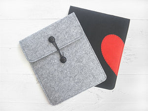 iPad Case / Heart / Set of 2