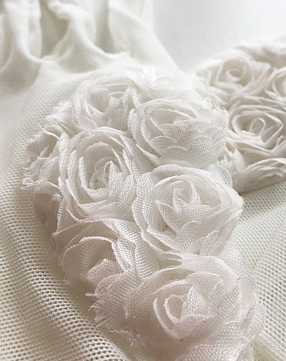 Bridal Gloves / Heart