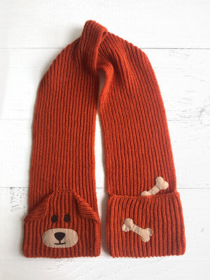 Dog Pocket Scarf