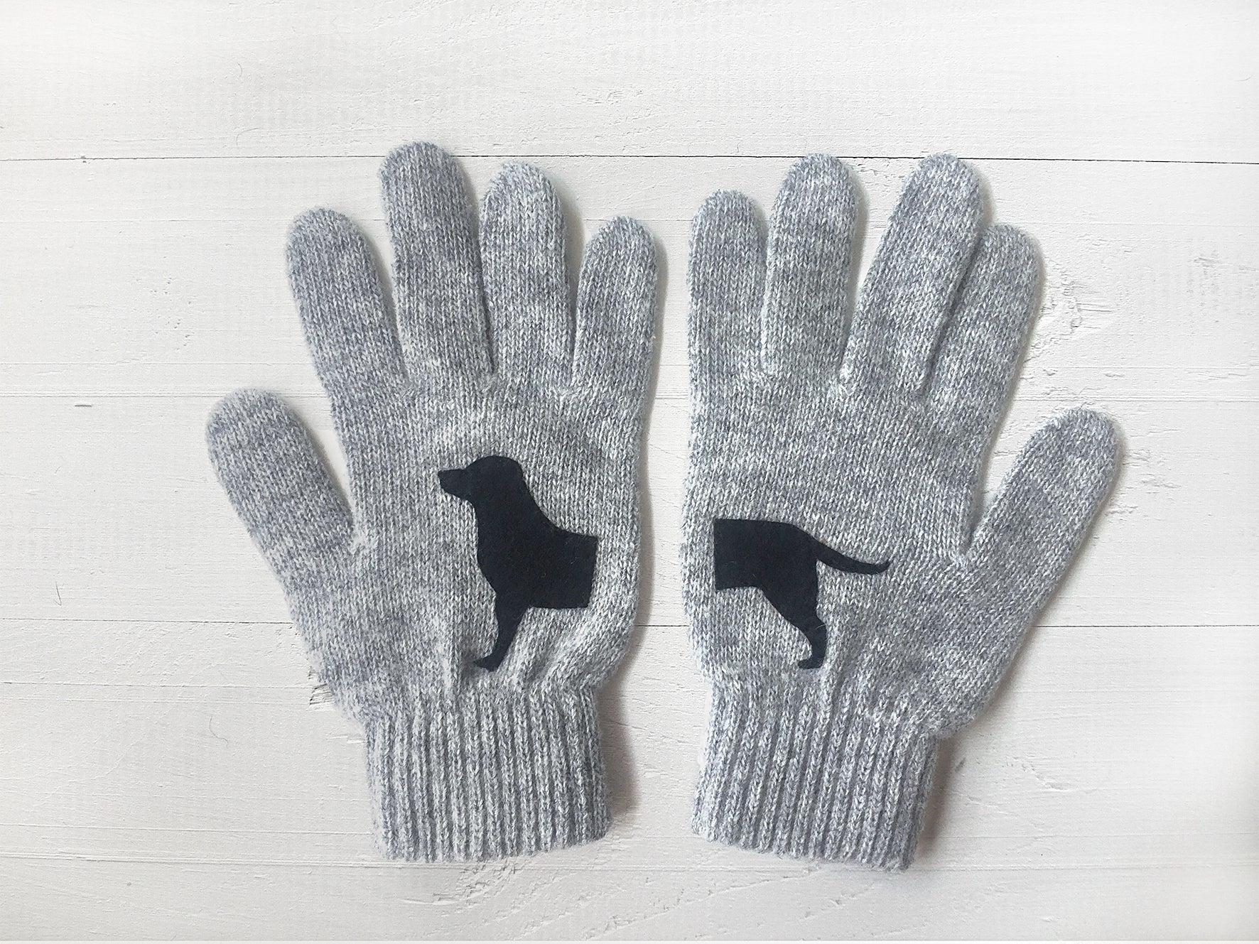 Labrador Gloves / Gray