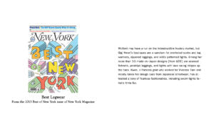 gigi*k presented by 2013 Best of New York issue of New York magazine