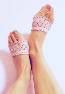 Crochet Forefoot Cover