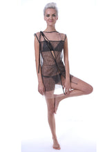Naked Lace Dress - Lingerie, Tights, Stocking, Leggings, gigi*k