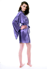 Silk Kimono Robe - Lingerie, Tights, Stocking, Leggings, gigi*k