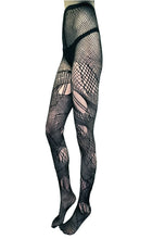 Beverly Crochet Tights