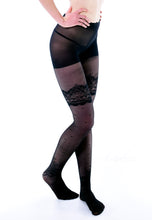 Polkadot Lace Tights - Lingerie, Tights, Stocking, Leggings, gigi*k