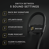 American EQ 27 - Wireless, Sweatproof, Fully Adjustable Ear-Hooks