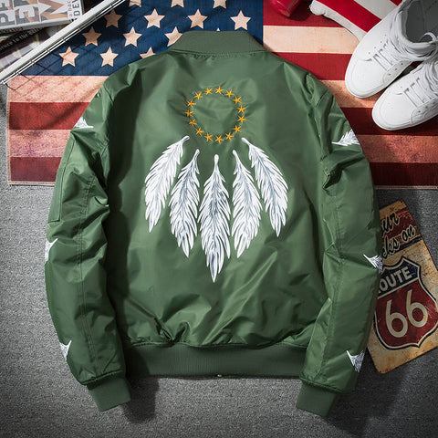 Feather Nation Bomber