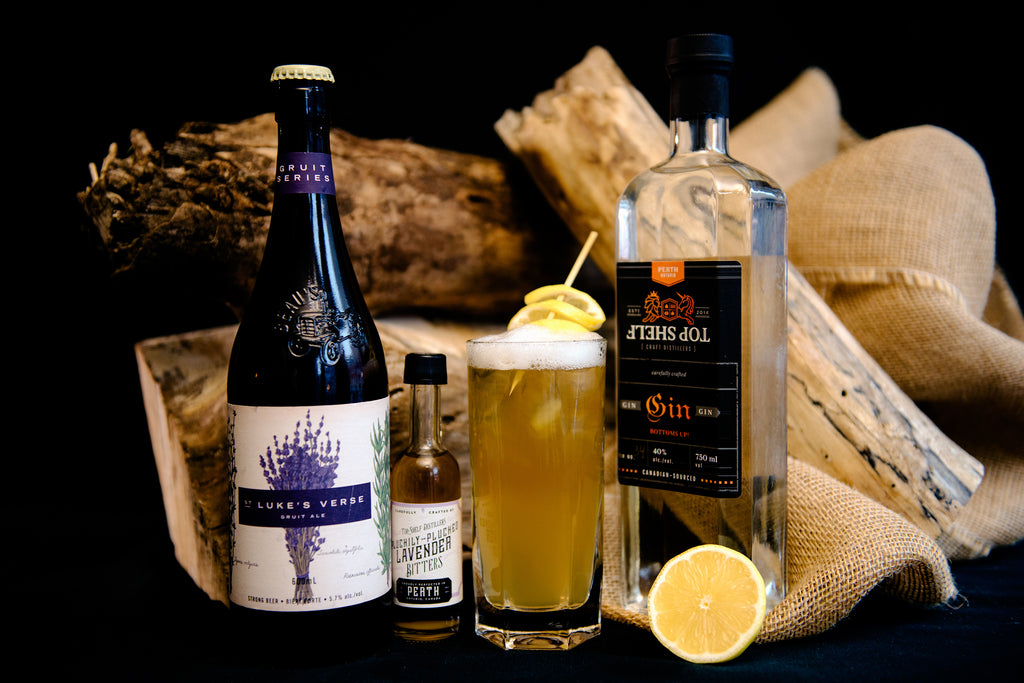 Beau's x Top Shelf Distillers: Ode to St. Luke