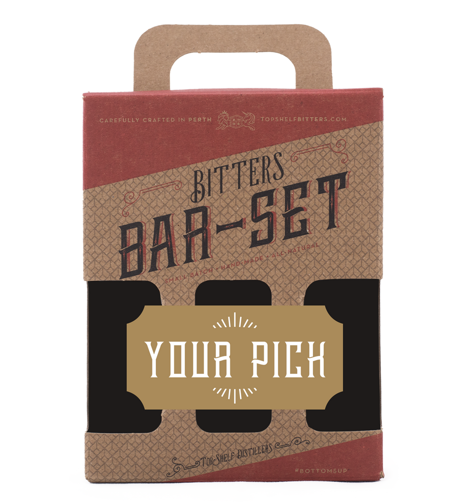 Custom 3-Pack Bar Set