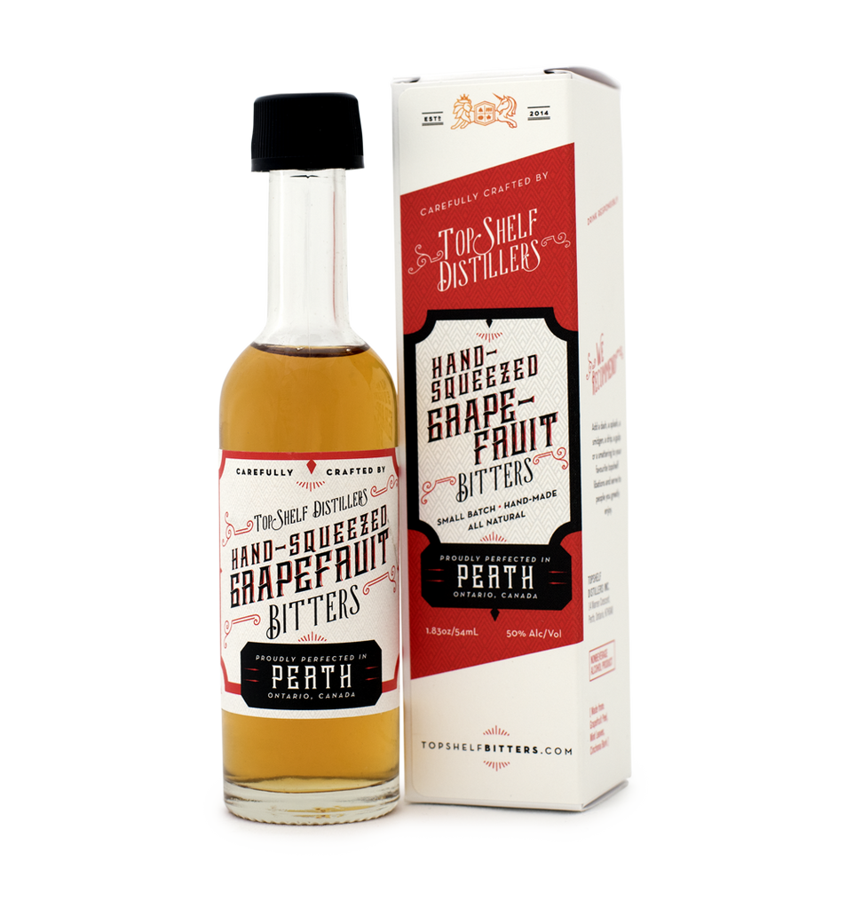 Top Shelf Grapefruit Bitters