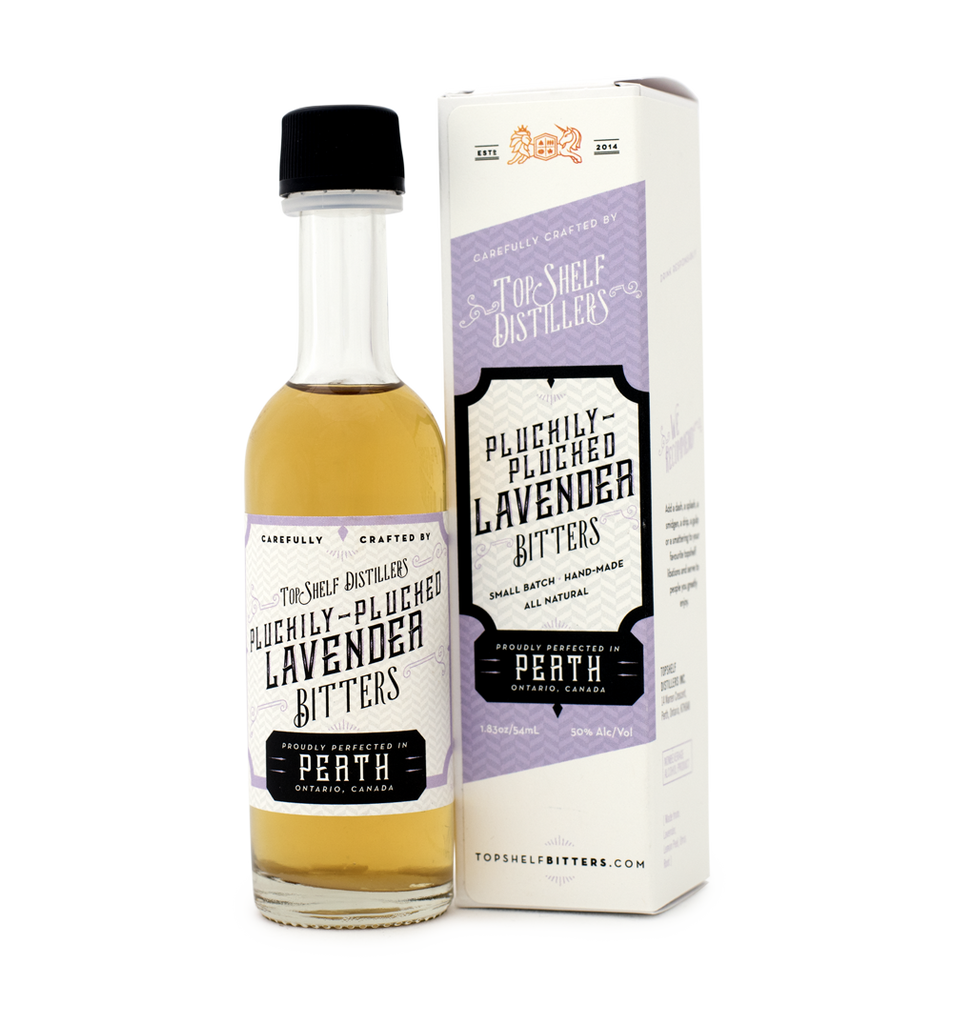 Top Shelf Lavender Bitters