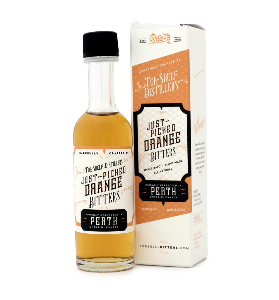 Top Shelf Orange Bitters
