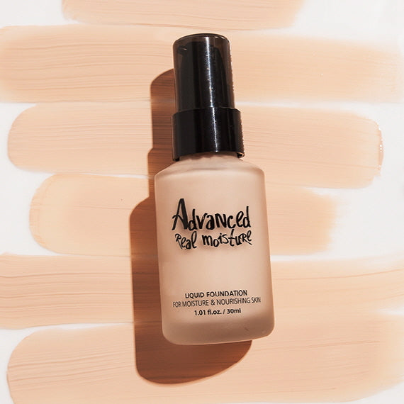 Advanced Real Moisture Liquid Foundation