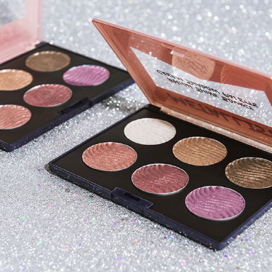 Metallist High Shine Bouncy Cream Shadow Palette