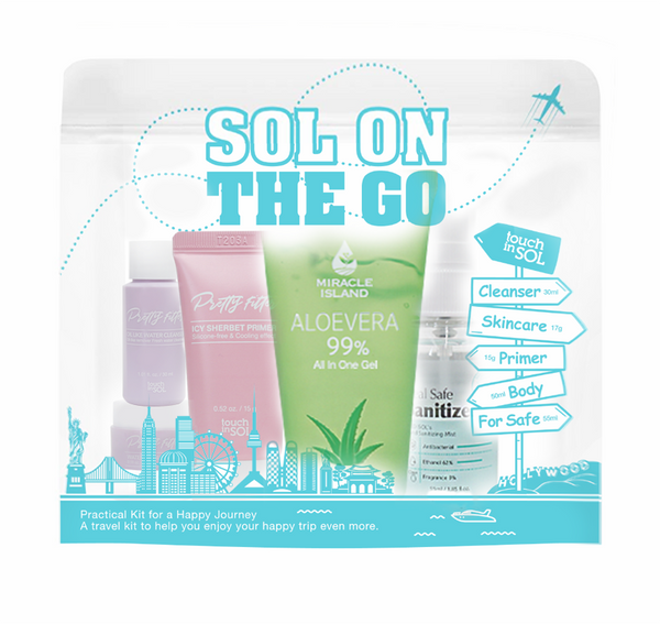 SOL ON THE GO (Travel Kit)