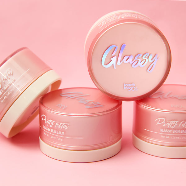 Pretty Glassy - Korean face balm