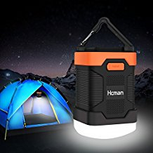 LED Camping Lantern Rechargeable Flashlight