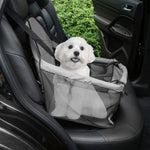 PVC Pet Dog Cat Car Seat Bag Carriers  Mat Blanket Cover Mat Protector Breathable 41*34*25cm 2 Colors