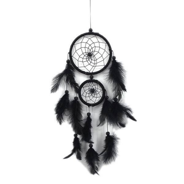 Handicraft Originality Big Hot Brown New Style Feather Pendant Dream Catcher Dreamcatcher Wind Bells Gift