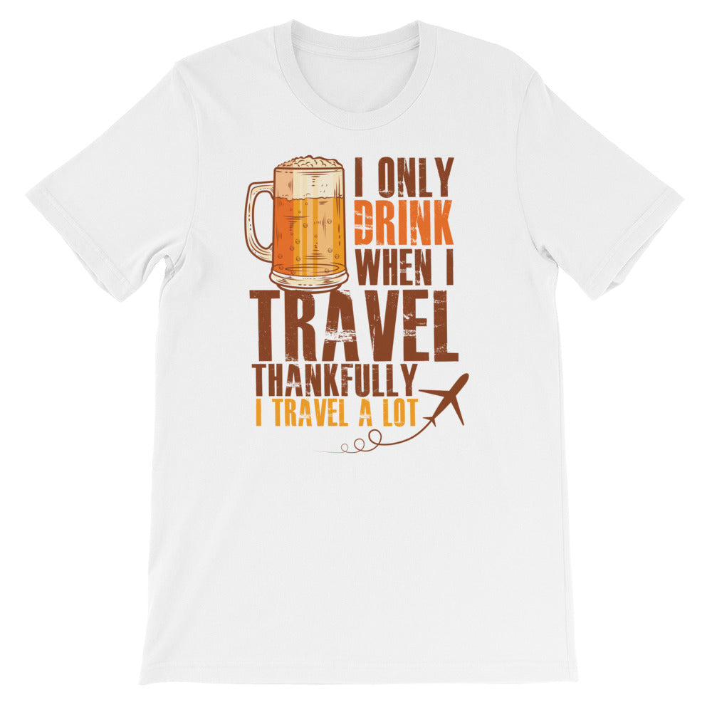 When I Travel T-Shirt