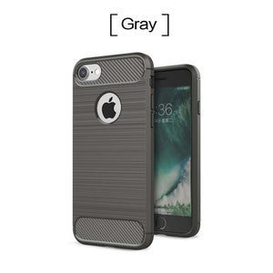 Carbon Fiber Shockproof Phone Case