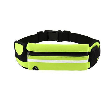 Black Fanny Pack Belt, Other Colors Available & FREE Shipping!-Running Bags-Modern Lemma