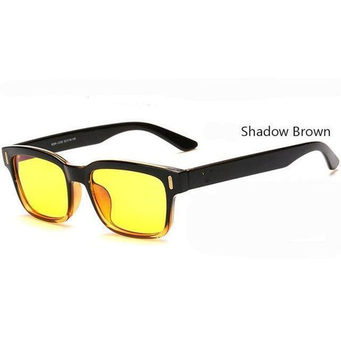 Image of Gaming/Computer Glasses With Case, Save 15% On Two!-Modern Lemma