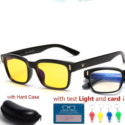 Gaming/Computer Glasses With Case, Save 15% On Two!-Modern Lemma