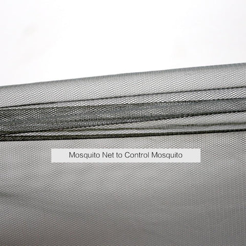 Hammock With Mosquito Netting - Fully Enclosed, Guaranteed Protection-Hammocks-Modern Lemma
