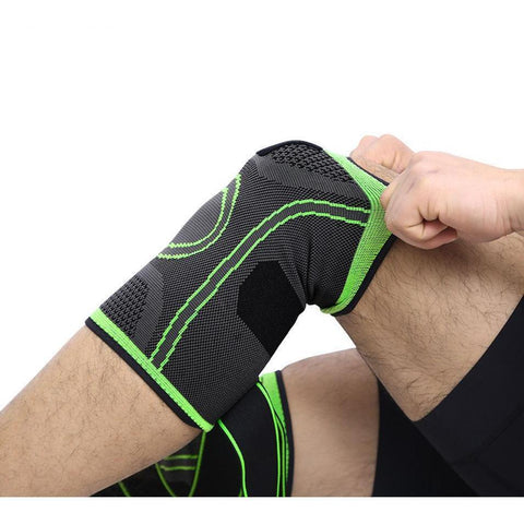Image of Knee Brace - Best 4 Way Support! Guaranteed Relief!-Elbow & Knee Pads-Modern Lemma