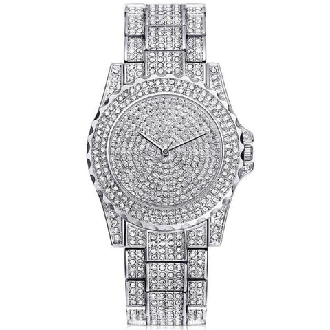 Montre Femme Stainless Steel Wrist Watches - Vera Nova Jewelry