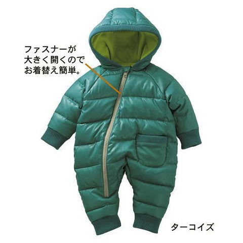 Winter Baby Romper Clip Cotton Thick Padded Newborn Baby Outerwear 2017 New Casual Baby Boys Girls Jumosuit