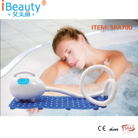 Air Massage Bubble Bath Spa  Massaging Bubbles for Relaxing iBeauty Hot Tubs Household Bathroom with Ozone bubble bath mat