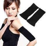 2Pcs Arm Shaper Slimming Belts Taping Massage For Women Arm Shapers Shapewear Flex Trainer Calorie Off Loss Weight Wrap Bands