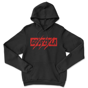 Goodzilla Slash Hoodie (Red)